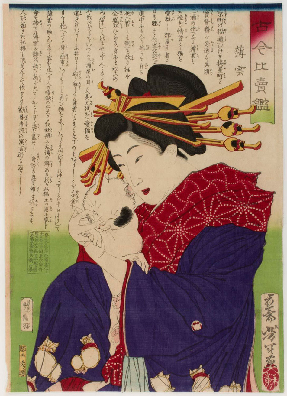 The-Courtesan-Usugumo-Holding--by-Tsukioka-Yoshitoshi---Philadelphia-Museum-of-Art_950-W