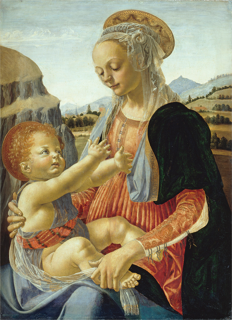 Andrea-del-Verrocchio_Madonna-and-Child_painting_950-W