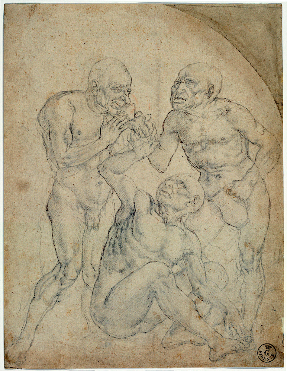 Andrea-del-Verrocchio_Three-Nude-Old-Men-Drinking_950-W