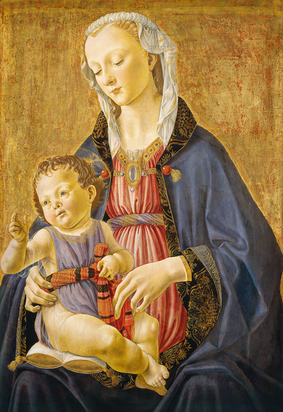 Domenico-Ghirlandaio_Madonna-and-Child_950-W