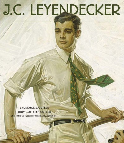 J.C. Leyendecker_book cover 2