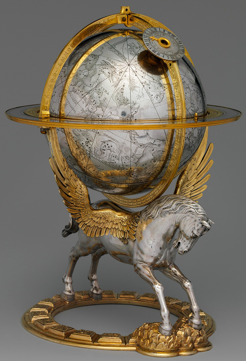 Celestial Globe with clockwork_ 1579_MAKING MARVELS_ The Metropolitan Museum of Art_ New York_SECOND_850_W