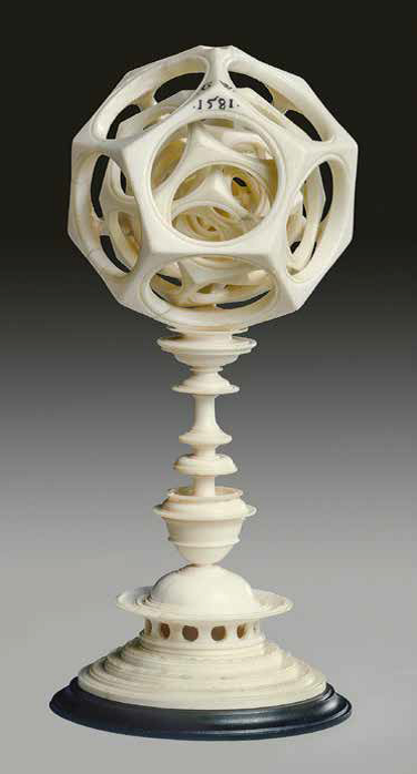 Georg Wecker_Turned ivory