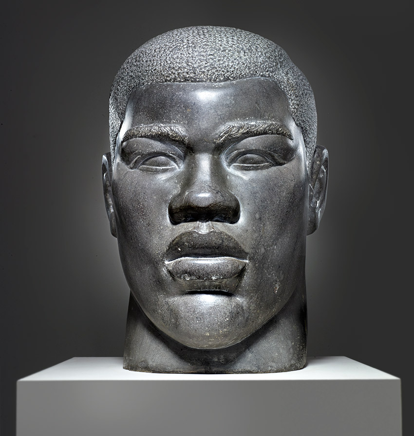 B__Joe Louis, 1940. Ruth Yates -American, 1891–1969_850 W