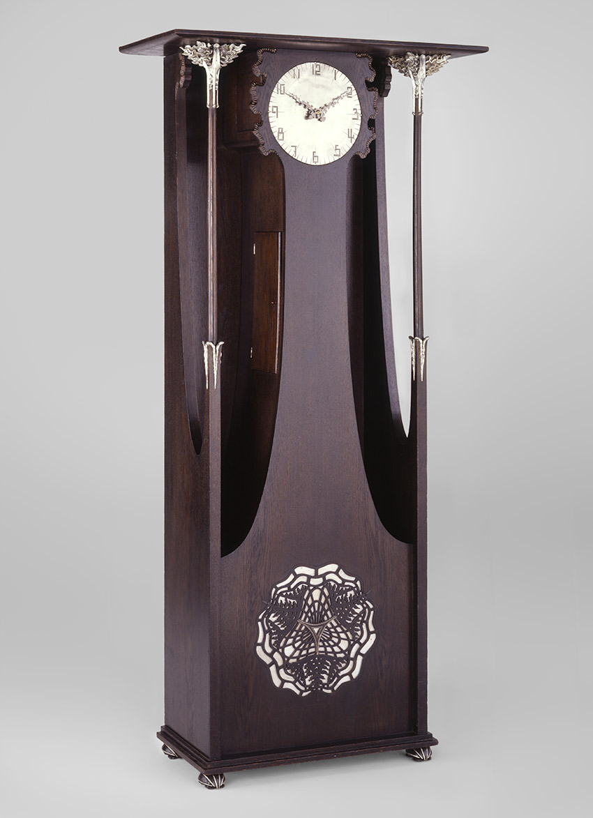 E__Clock, 1904 From the Dr. Arthur Rosenberger residence, Berlin_850 W