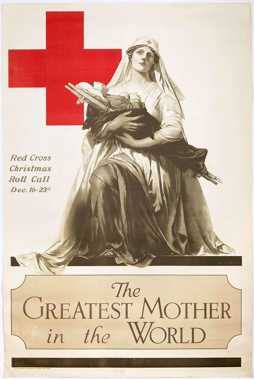 E__Poster, The Greatest Mother in the World, 1918 Alonzo Earl Foringer_850 W