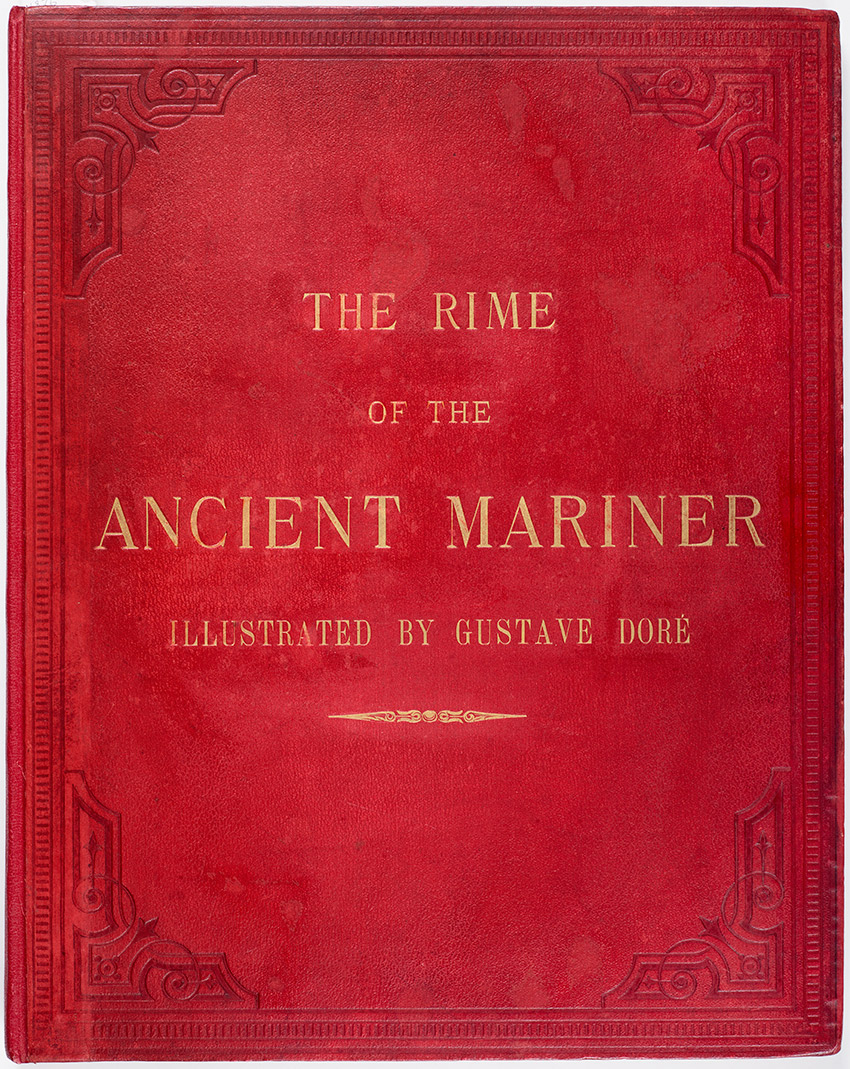 B__Book, The Rime of the Ancient Mariner, 1875_850 W