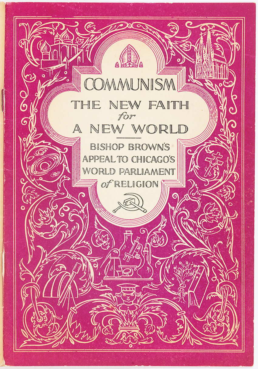 E__Book, Communism The New Faith for a New World, 1935_850 W
