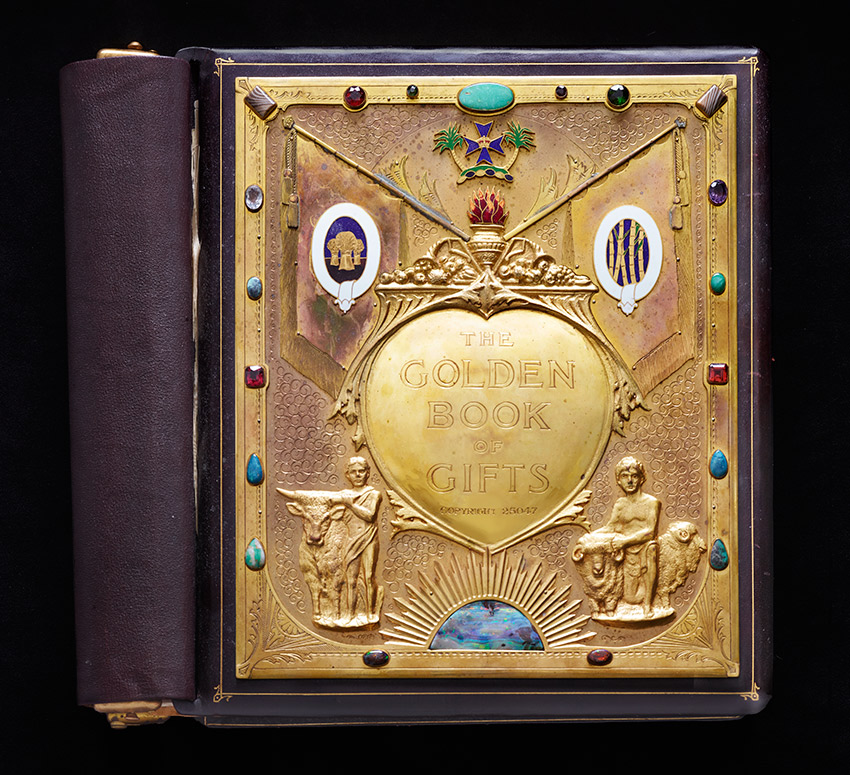 E__Book, The Golden Book of Gifts, c. 1934 W. Harvey_850 W