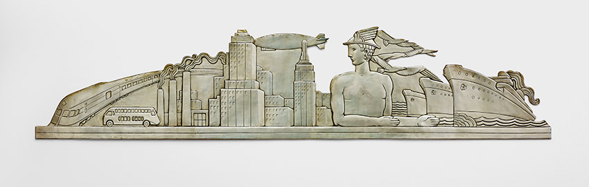 E__Panel, 1929–30 From the Hotel St. George, Brooklyn, New York_850 W