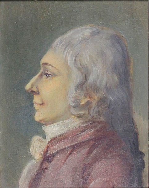 30_Retrato de Jean-Joseph de Saint Germain (1719-1791). Anónimo, circa 1790. Colección privada