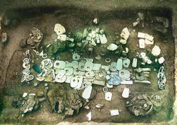 Tomb, Lingjiatan culture