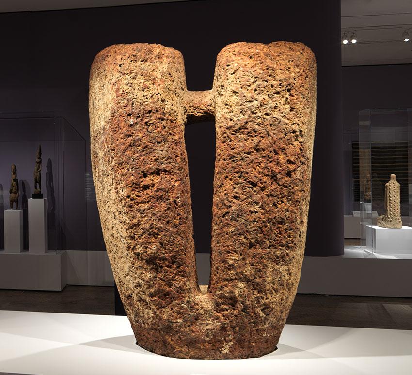 Megalith. Kaolack region, Senegal . 8th–9th century_African Art