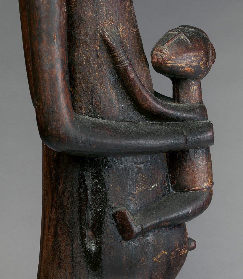 Mother-and-Child.-Mali-Bamana-peoples.-15th–early-20th-century.-Wood_detail-2_African-Art.