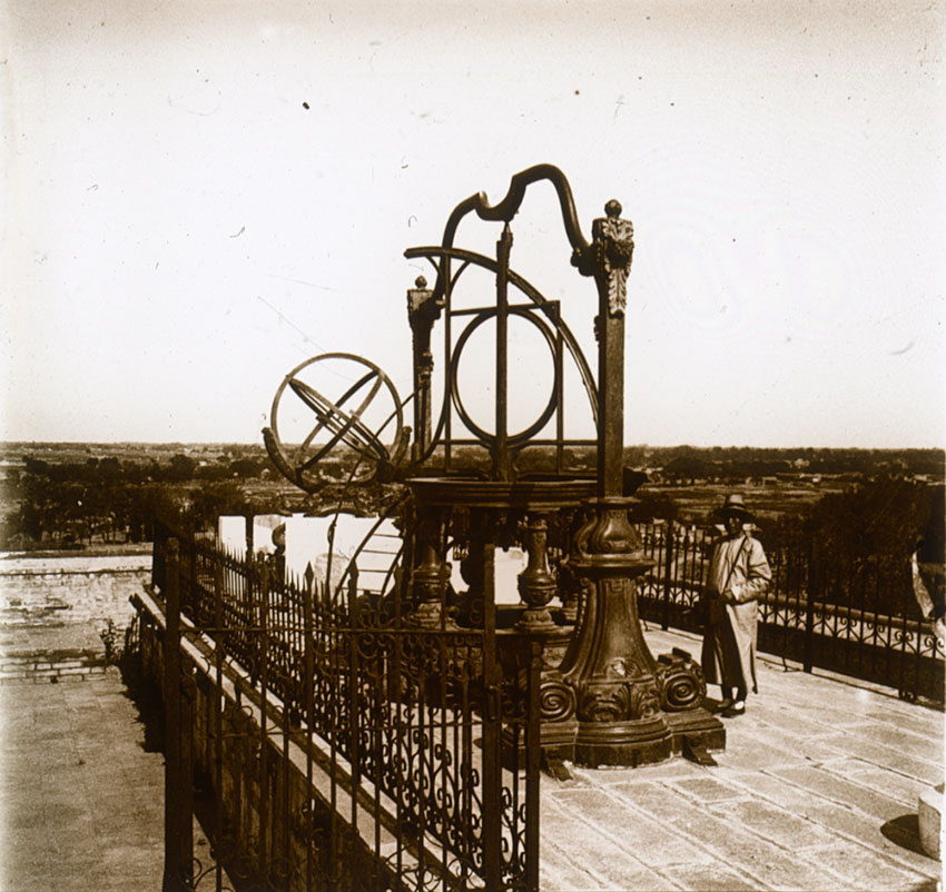 Beijing Observatory_Photo-Joseph-Rastoul-1909