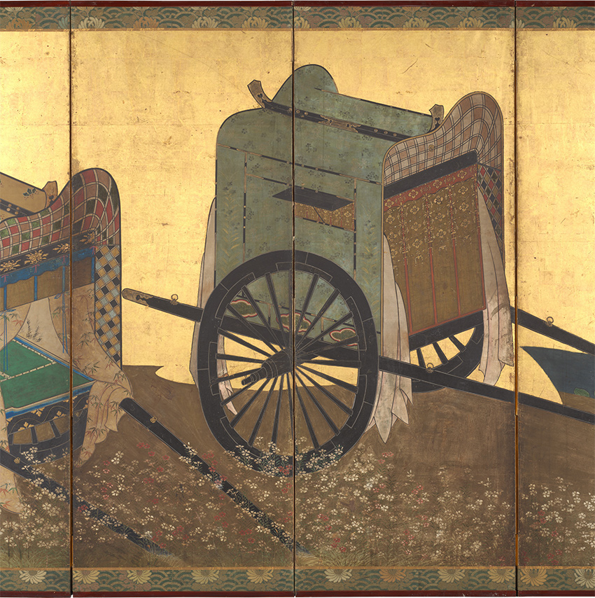 MET-Museum_-Kyoto-Imperial-Carts-Screen_-mid-17th-century_DP-17329-001_Detail-3_850-W
