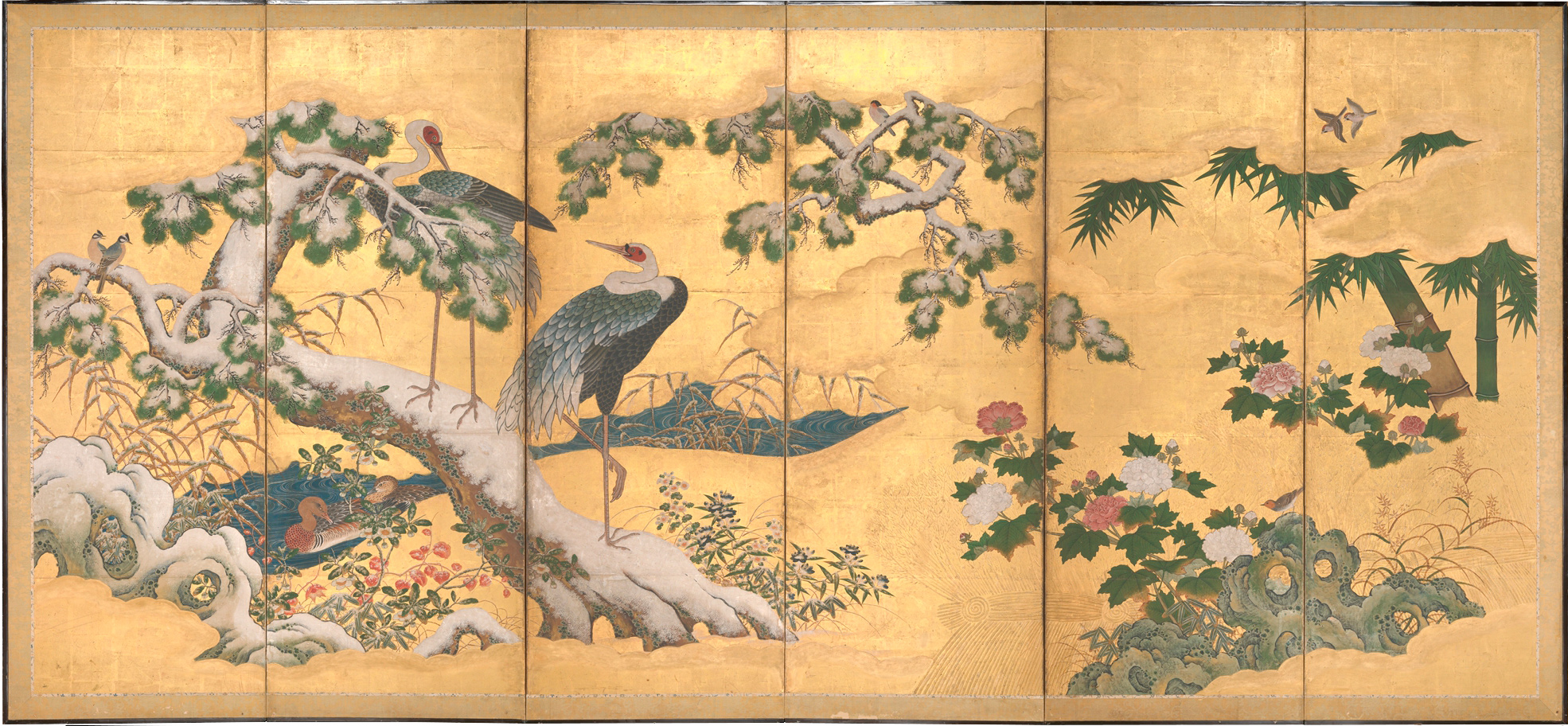 MET-Museum_-Kyoto_Birds-and-Flowers-of-the-Four-Seasons_late-16th-century_DP284319