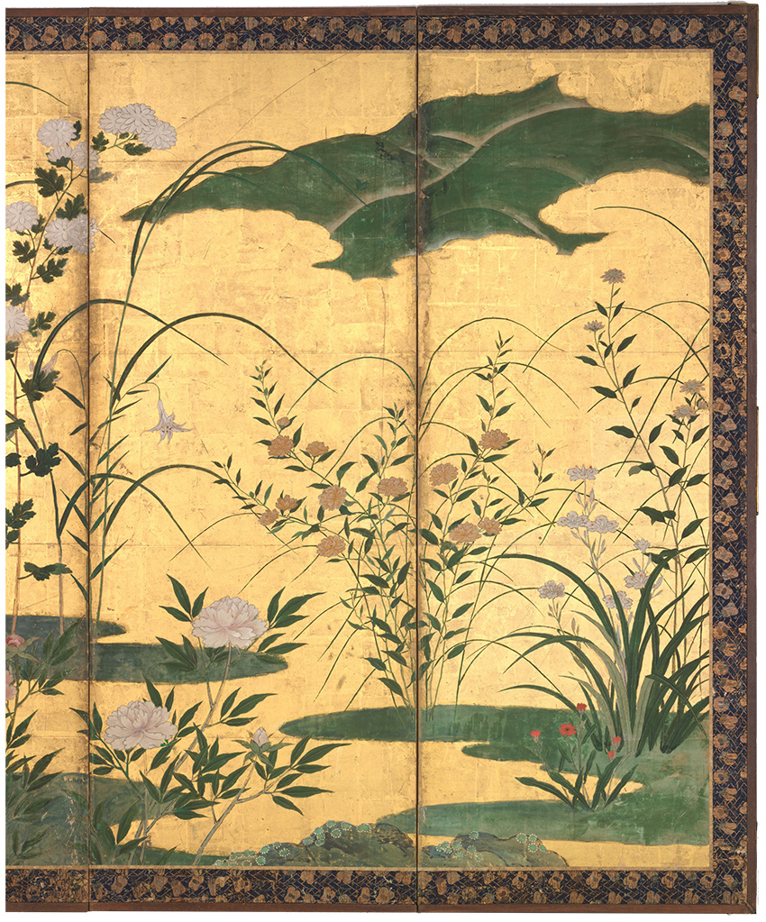 MET-Museum_-Kyoto_Flowers-and-Grasses-of-the-Four-Seasons-late_16th-century_Detail-1_DP704901