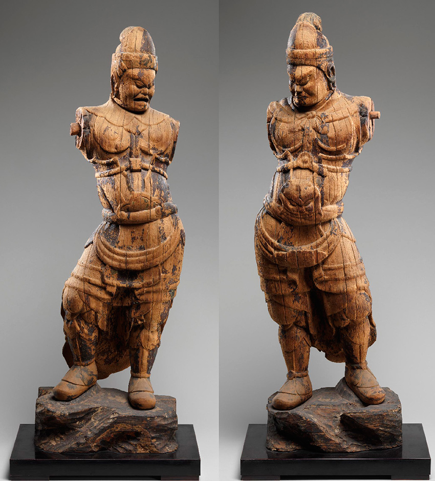 MET Museum_ Kyoto_Guardian King of the Four Directions12th century_DP235251_850 W