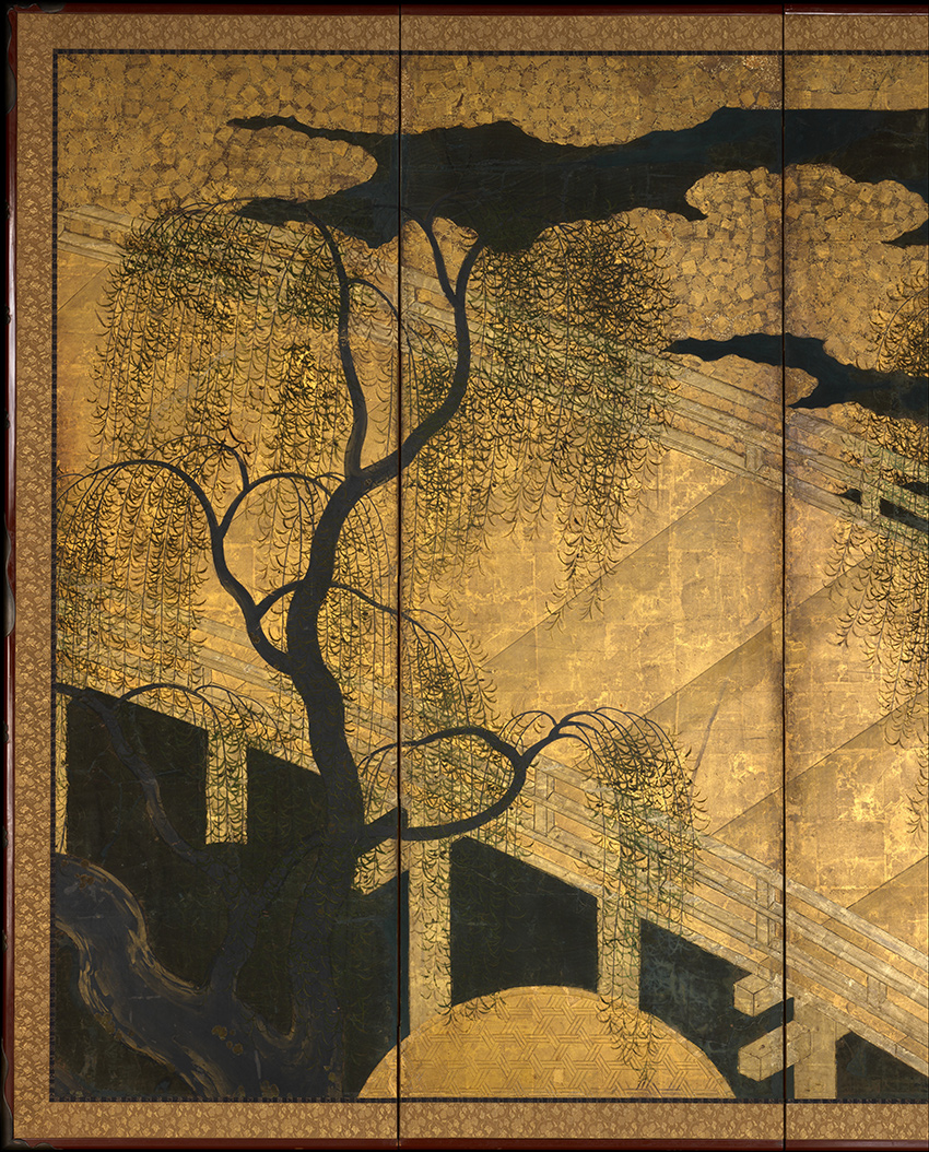 MET-Museum_-Kyoto_Willows-and-Bridge_early-17th-century__detai-1_DP362564