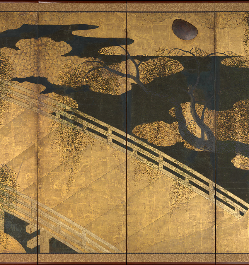 MET-Museum_-Kyoto_Willows-and-Bridge_early-17th-century__detai-2_DP362573