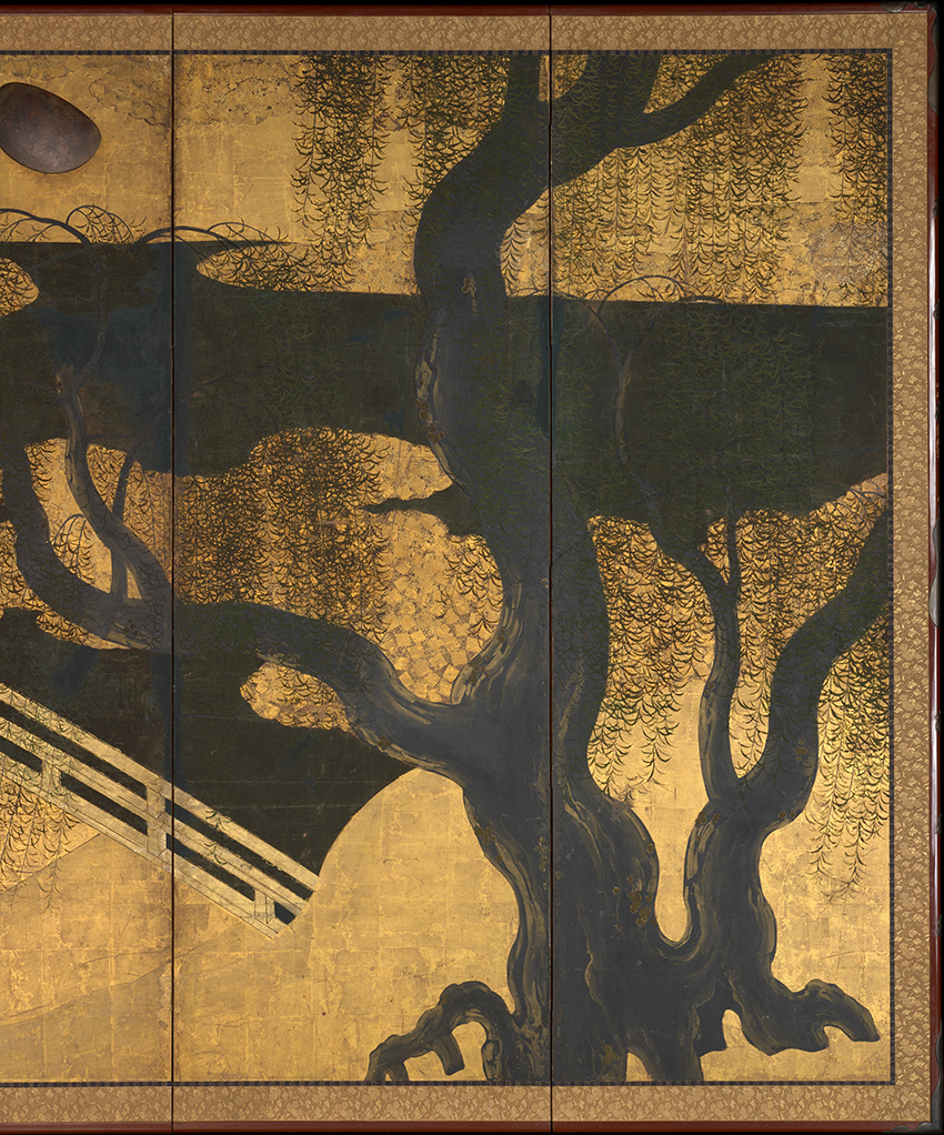 MET-Museum_-Kyoto_Willows-and-Bridge_early-17th-century__detai-3_DP362574